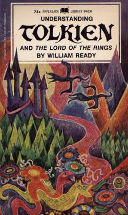 "Vintage Books - Understanding Tolkien and the ""Lord of the Rings"" - William Ready"