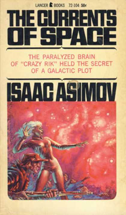 Vintage Books - Currents of Space - Isaac Asimov