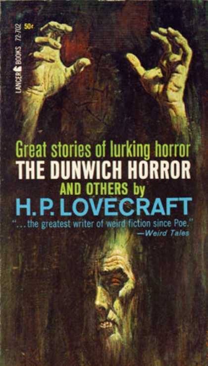 Vintage Books - The Dunwich Horror and other stories - H P Lovecraft
