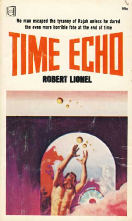 Vintage Books - Time Echo - Robert Lionel
