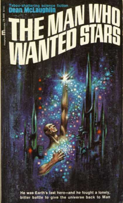 Vintage Books - The Man Who Wanted Stars - Dean Mclaughlin