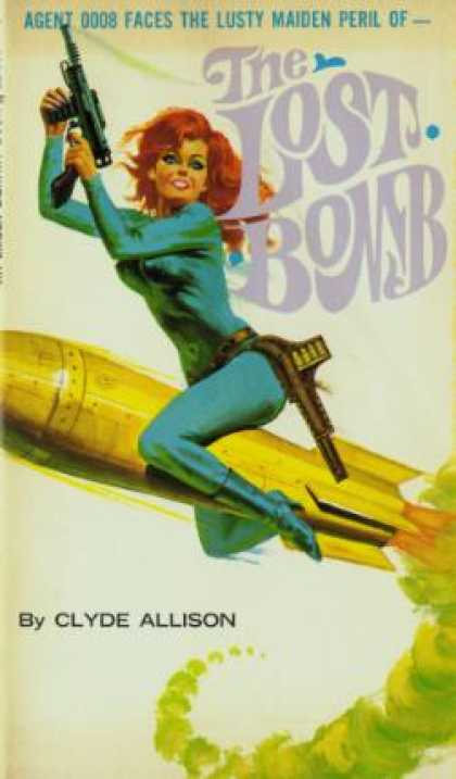 Vintage Books - The Lost Bomb