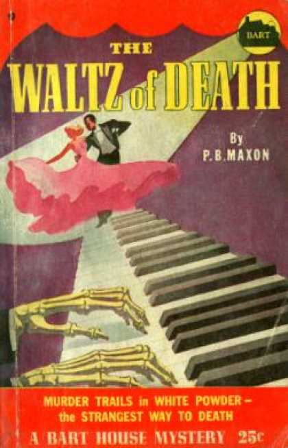Vintage Books - The Waltz of Death