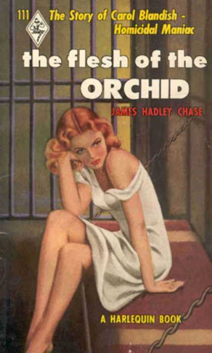 Vintage Books - The Flesh of the Orchid - James Hadley Chase