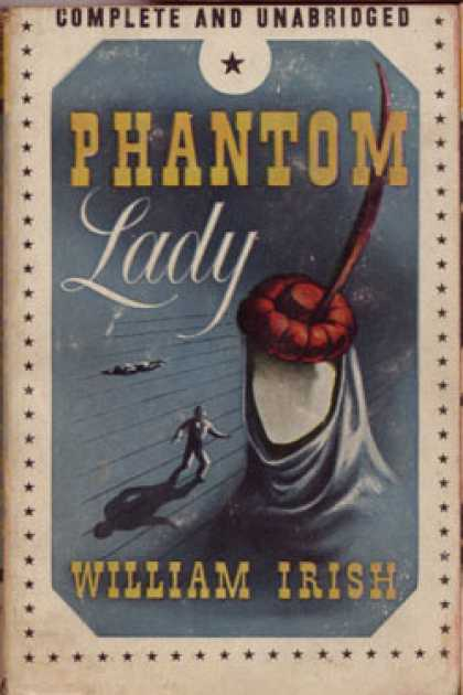 Vintage Books - Phantom Lady - William Irish