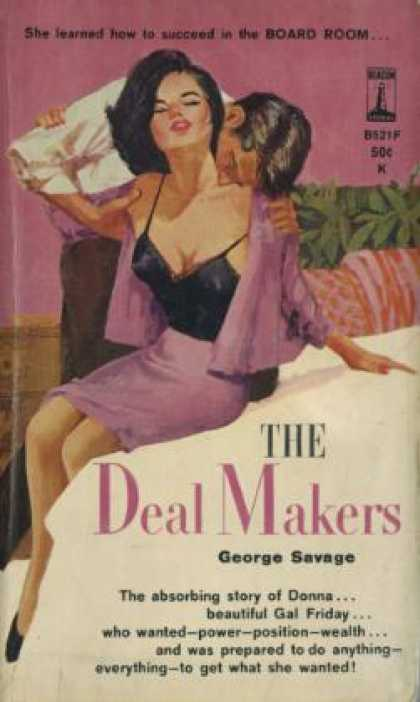 Vintage Books - The Deal Makers - George Savage
