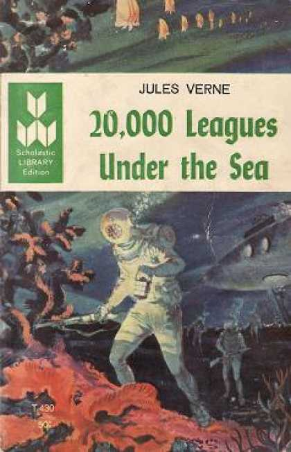 Vintage Books - 20,000 Leagues Under the Sea - Jules Verne