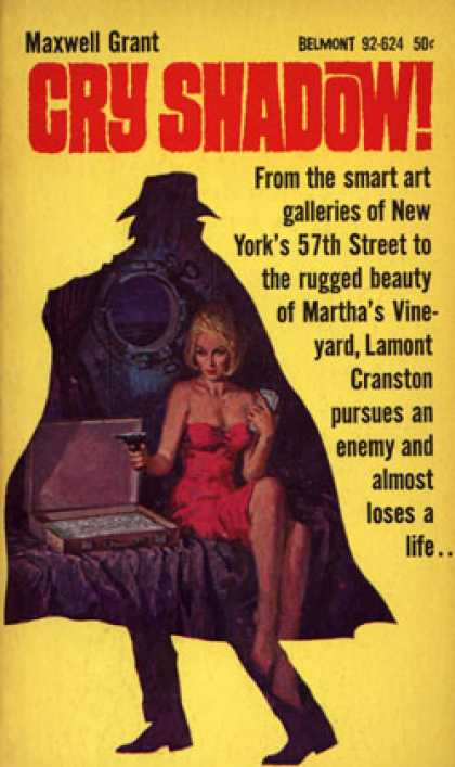 Vintage Books - Cry Shadow! - Maxwell Grant