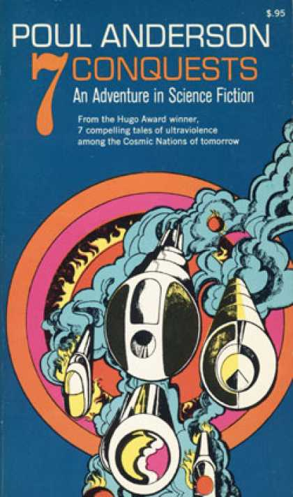 Vintage Books - Seven Conquests: An Adventure In Science Fiction