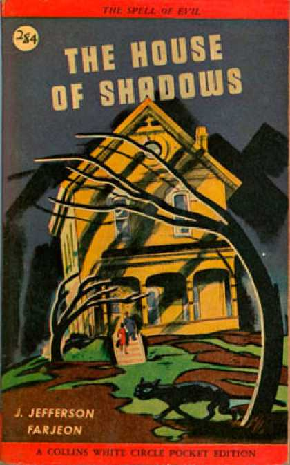 Vintage Books - The House of Shadows - J. Jefferson Farjeon
