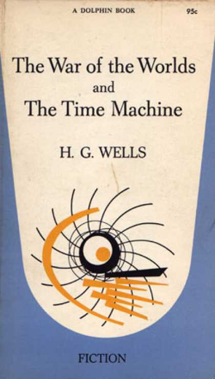 Vintage Books - The War of the Worlds and the Time Machine - H. G. Wells