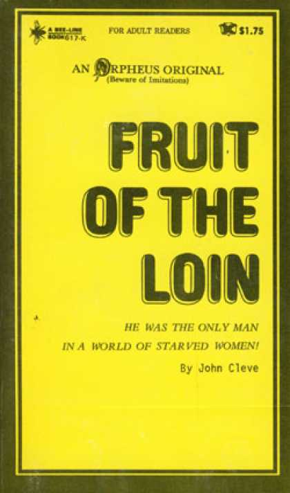 Vintage Books - Fruit of the Loin