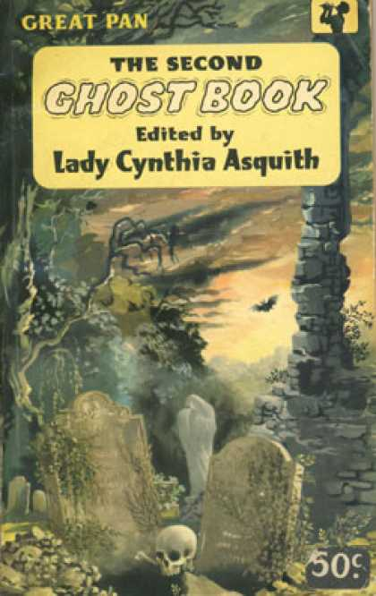 Vintage Books - The Second Ghost Book - Lady Cynthia Asquith