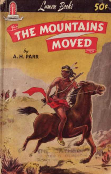Vintage Books - The Mountains Moved - A.H. Parr
