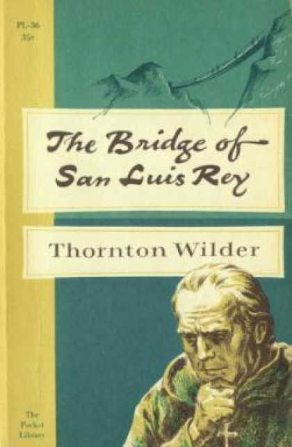 Vintage Books - The Bride of San Luis Rey