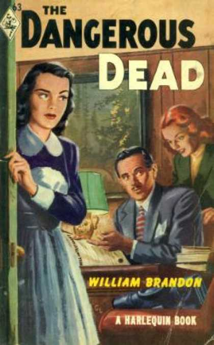 Vintage Books - The Dangerous Dead