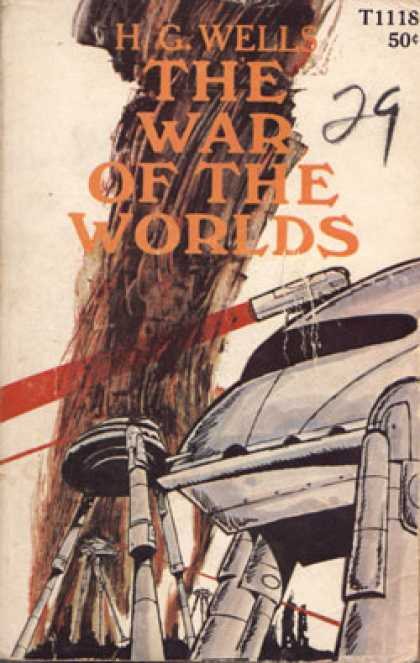 Vintage Books - The War of the Worlds H. G. Wells - H. G. Wells