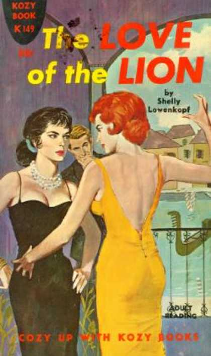 Vintage Books - The Love of the Lion
