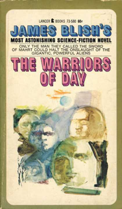 Vintage Books - The Warriors of Day - James Blish