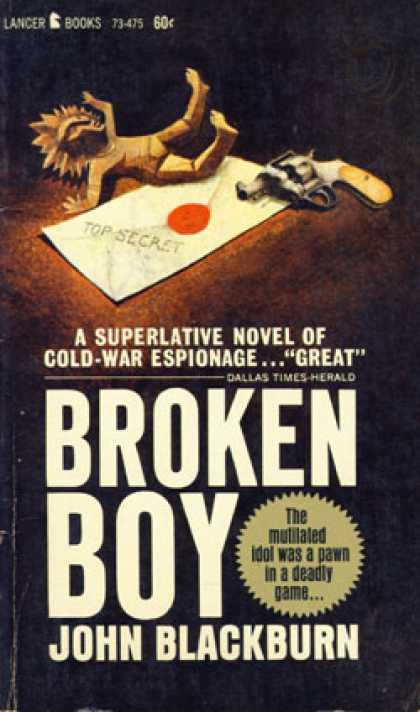Vintage Books - Broken Boy