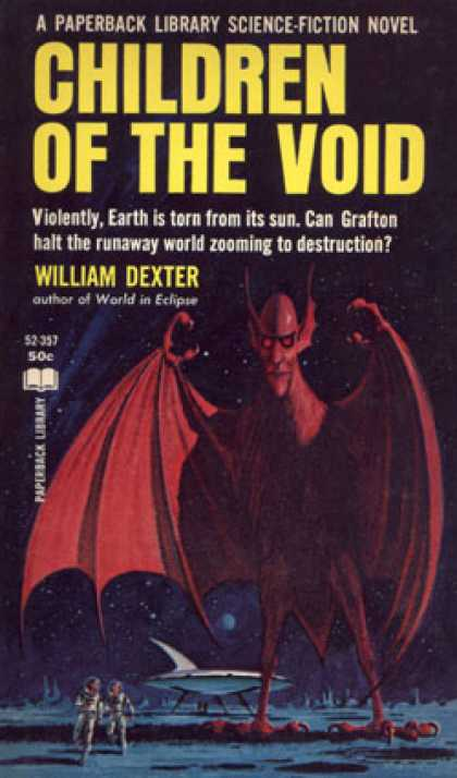Vintage Books - Children of the Void - William Dexter