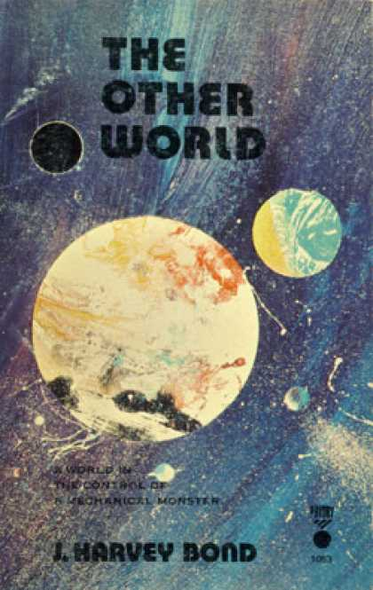 Vintage Books - The Other World - J. Harvey Bond