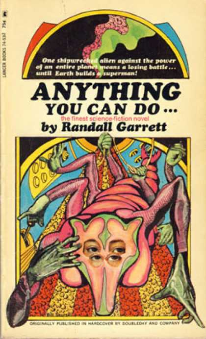 Vintage Books - Anything You Can Do