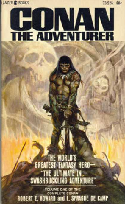 Vintage Books - Conan 05/adventurer