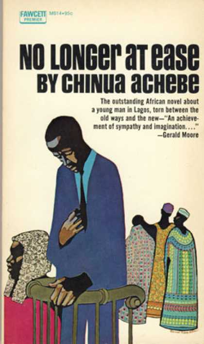 Vintage Books - No Longer at Ease - Chinua Achebe