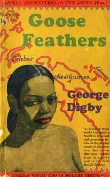Vintage Books - Goose Feathers - George Digby
