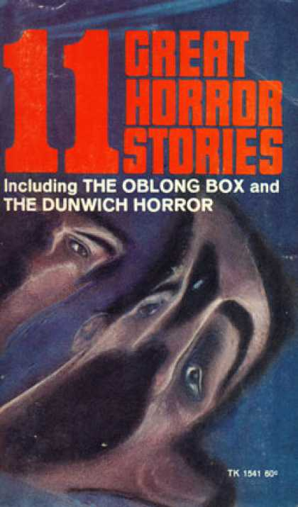 Vintage Books - Eleven Great Horror Stories