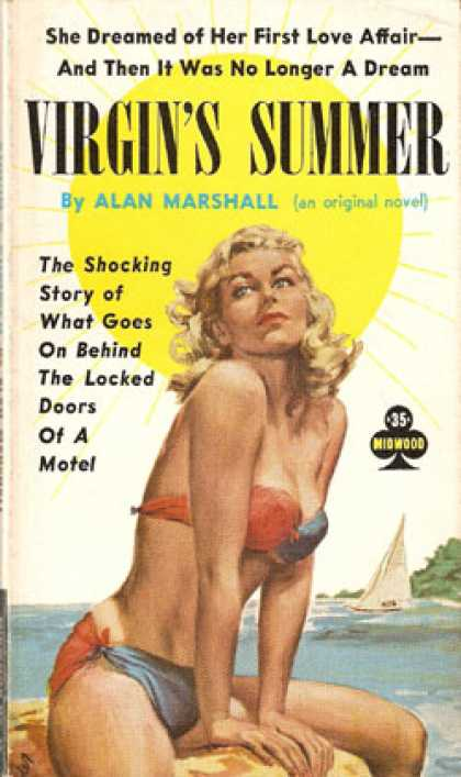 Vintage Books - Virgin's Summer