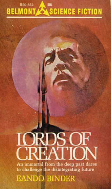 Vintage Books - Lords of Creation - Eando Binder