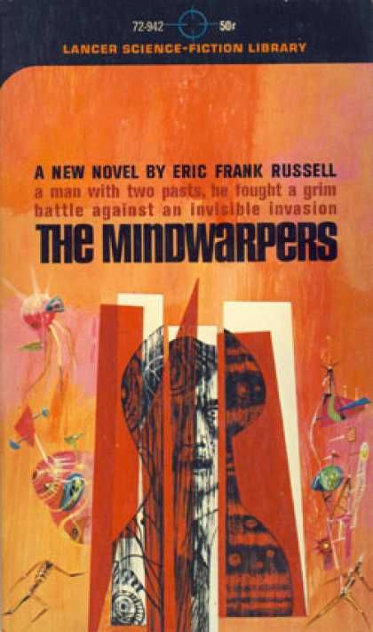 Vintage Books - The Mindwarpers
