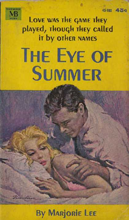 Vintage Books - The eye of summer - Marjorie Lee