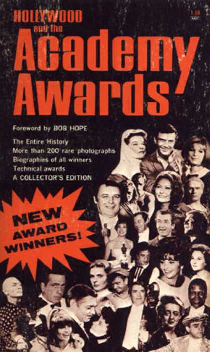 Vintage Books - Hollywood and the Academy Awards. - Nathalie Fredrik.