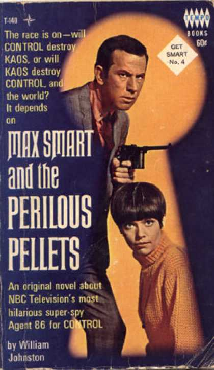 Vintage Books - Max Smart and the Perilous Pellets - William Johnston