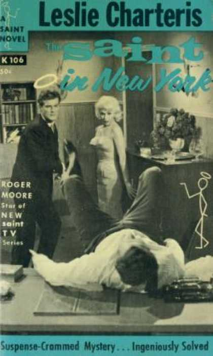 Vintage Books - The Saint In New York