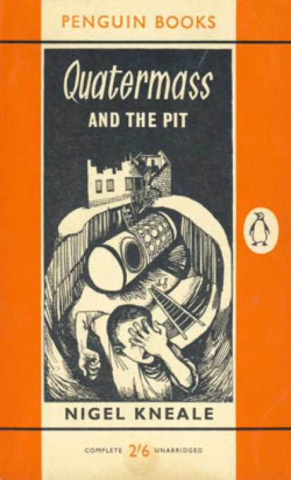 Vintage Books - Quatermass and the Pit - Nigel Kneale