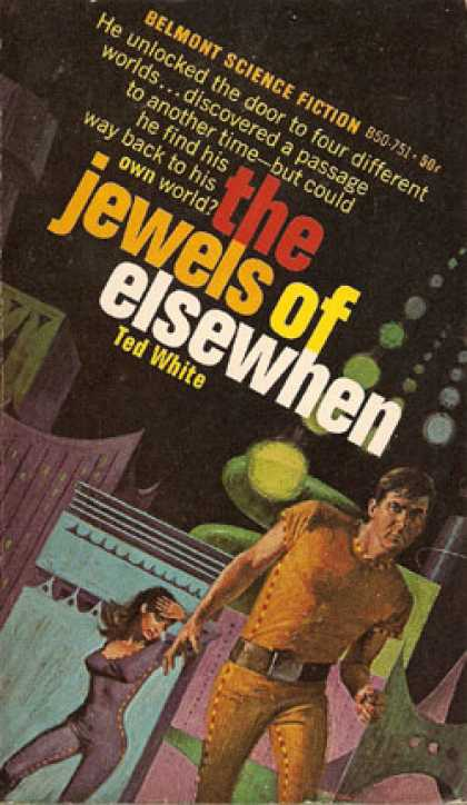 Vintage Books - The Jewels of Elsewhen