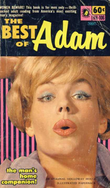Vintage Books - The Best of Adam - Lothar Ashley