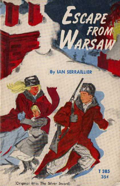 the symbols in the novel escape from warsaw by ian serrailier