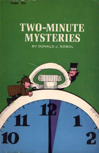 Vintage Books - Two-minute Mysteries