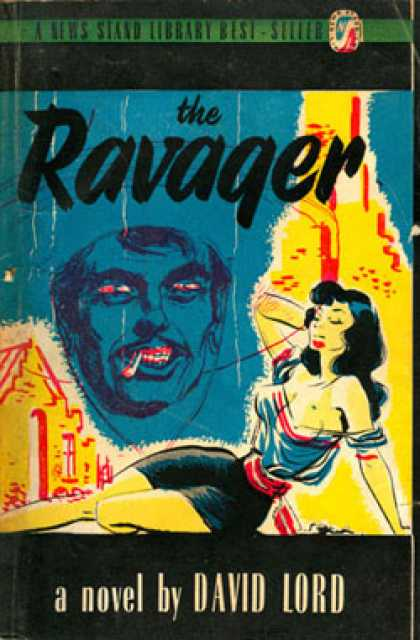 Vintage Books - The Ravager