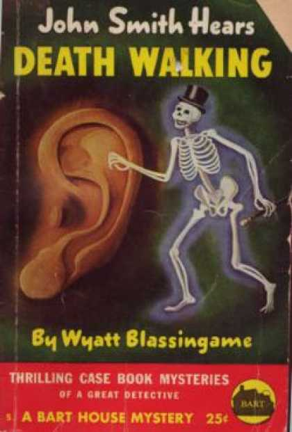 Vintage Books - John Smith Hears Death Walking - Wyatt Blassingame