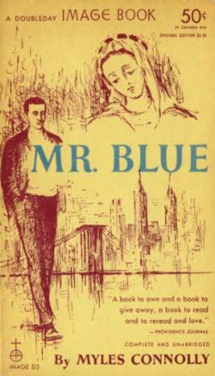 Vintage Books - Mr. Blue - Myles Connolly