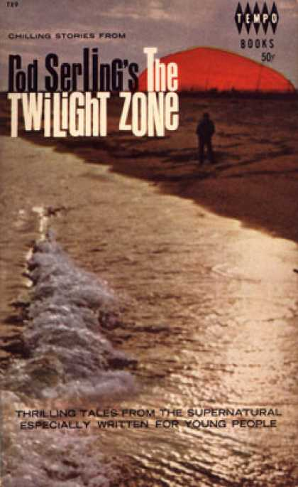 Vintage Books - Rod Serling's the Twilight Zone