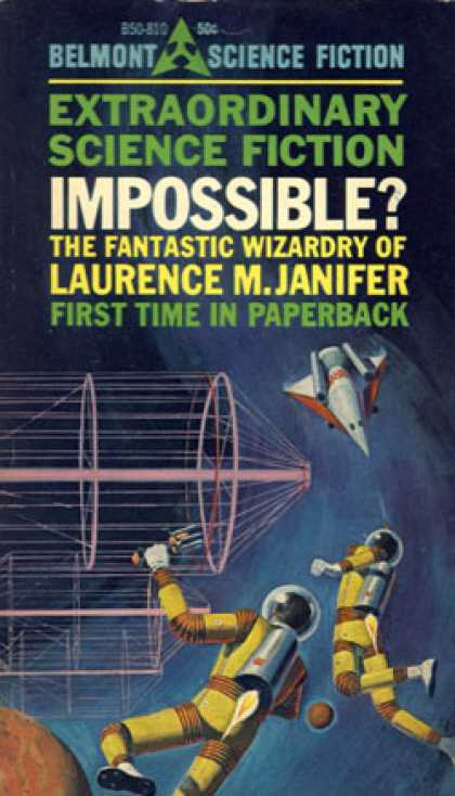 Vintage Books - Impossible? The Fantastic Wizardry of Laurence M. Janifer
