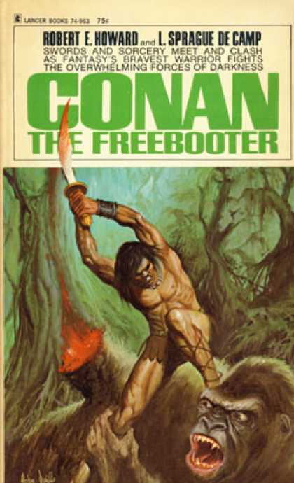 Vintage Books - Conan the Freebooter Volume Three In the Saga of Fantasy Adventure's Mightiest H