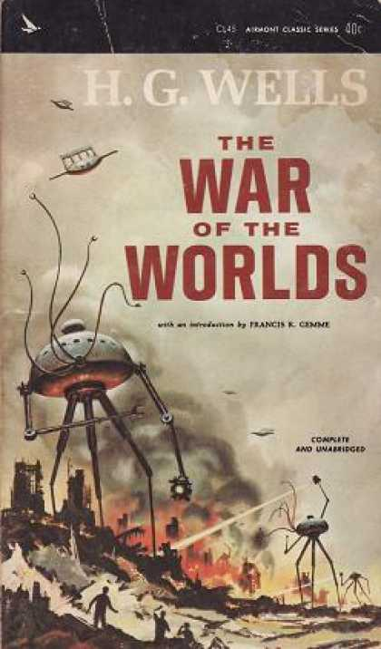 Vintage Books - The War of the Worlds